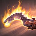 Sun-forged Scimitar