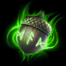 Evergreen Acorn